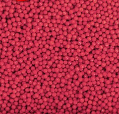 Посыпки Шарики (Красные) 1мм 50гр.