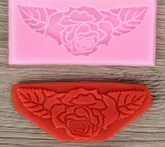 Молд  Роза 8*3 см