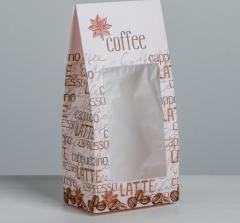 Коробка складная Coffee, 9 × 19 × 6 см