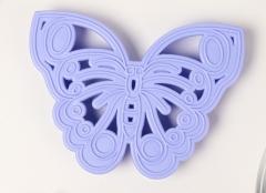 Форма для вырезки теста  «Бабочка»
