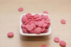 Шоколад розовый Centramerica Rosa Италия 100 гр (клубника)