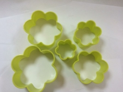 """Набор форм для печенья """"Цветок"""", 5 шт"""