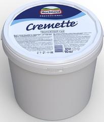 Творожный сыр Hochland Cremette Professional 65% 250г бзмж