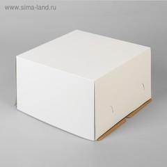 Короб картонный, 30*30*19 см