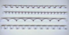 Набор печатей Геометрия 4 шт