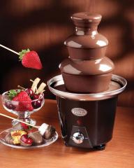 Услуга Шоколадный фонтан с фруктами