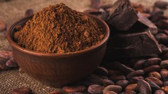Какао натуральный, алкализованный