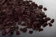 Глазурь кондитерская крошка(темная)200гр.