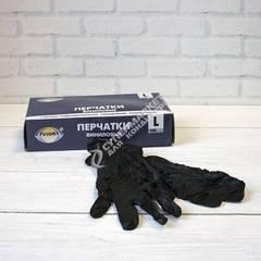 перчатки смотровые виниловые
