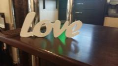 Аренда Надписи дер. Love