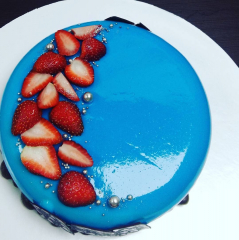 МК Муссовый торт
